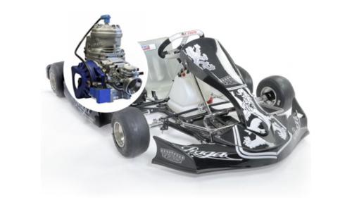 15 ans - Kart PRAGA DARK Challenge Super X30 (30 cv)