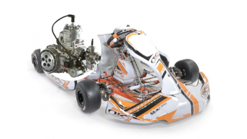 15 ans - Kart OK1 KZ loisir & vitesse Ufolep