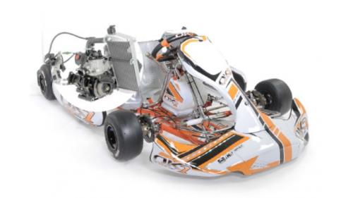 15 ans - Kart OK1 Rotax Max Evo