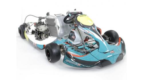 15 ans - Kart FORMULA K - Rotax Max 125 cc (28,8 cv)