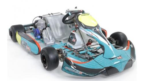 15 ans - Kart FORMULA K Challenge Super X30 (30 cv)