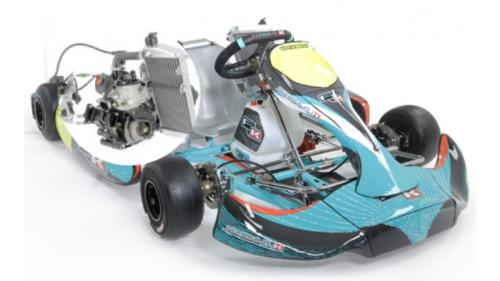 15 ans - Kart FORMULA K - Challenge Rotax Max DD2 Evo