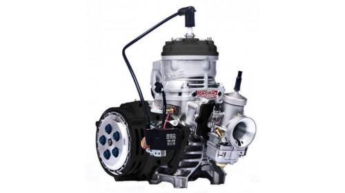 Moteur IAME Parilla Black Screamer 125cc boite 6 v.