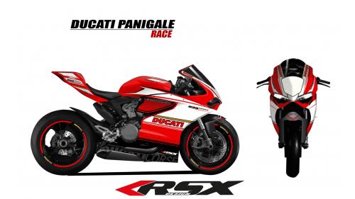 DUCATI 899 PANIGALE RACE