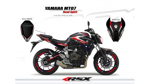 YAMAHA R6 2008 AND + KLSV2-BL