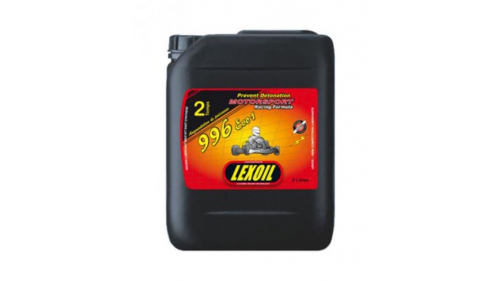 Huile LEXOIL 996 evo1 - 5 litres