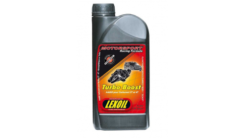 Additif Turbo Boost - bidon 1L