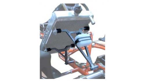 Support radiateur alu HQ CR420