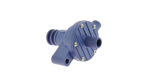 Pompe à eau plastique IAME bleue