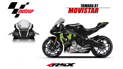 YAMAHA R1 2015 NO SPECIAL EDITION