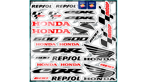 kit sticker BMW S1000rr