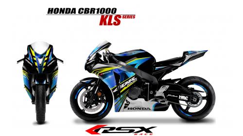 HONDA CBR1000 2012 et + KLS-NO