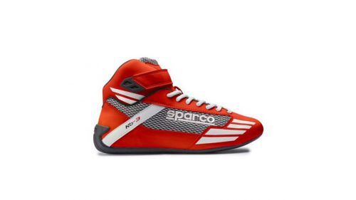 Bottines SPARCO KB-3 Mercury rouges