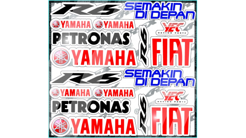 HONDA CBR1000 Sticker kit