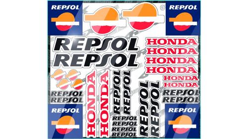 kit sticker KTM RC8