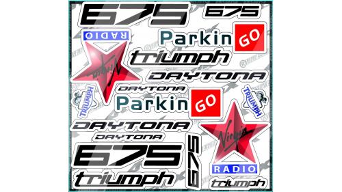 kit sticker REPSOL HONDA