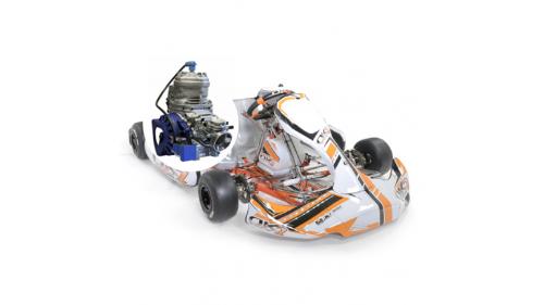 +15 ans - Kart OK1 Challenge Super X30 (30cv)