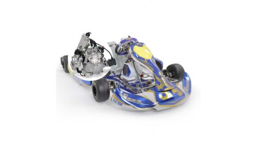 +15 ans - Kart PRAGA Rotax Max 125 cc (28,5 cv)