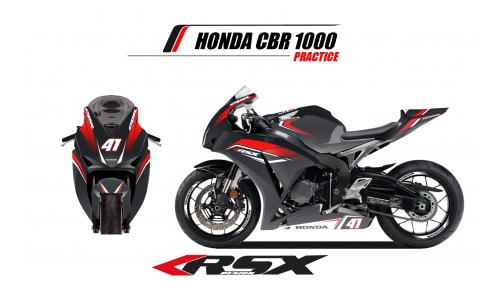HONDA CBR1000 2012 et +