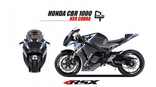 HONDA CBR1000 2008-11 COBRA