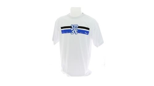 """T-Shirt Blanc Praga """"stripes"""""""