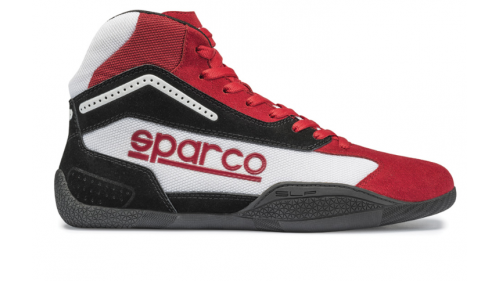 Bottines SPARCO KB-4 Gamma Rouges