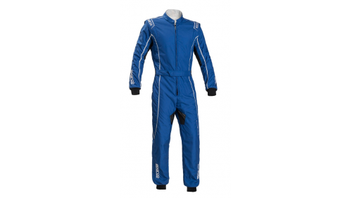 Combinaison SPARCO KS-3 Groove Bleue