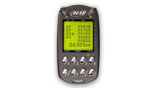 Chronomètre digital MULTICHRON (4 karts)