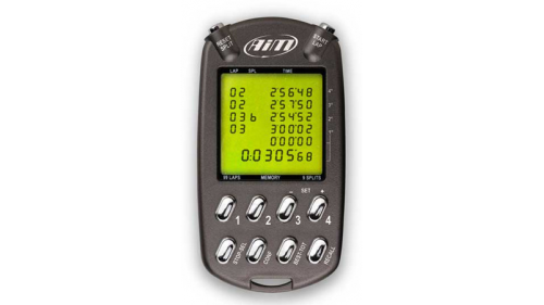 MULTICHRON digital chronometer (4 karts)
