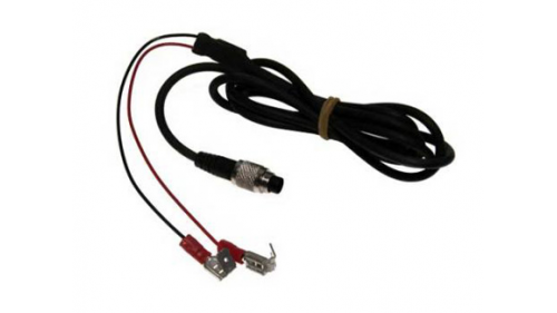 MyChron4 external power cable
