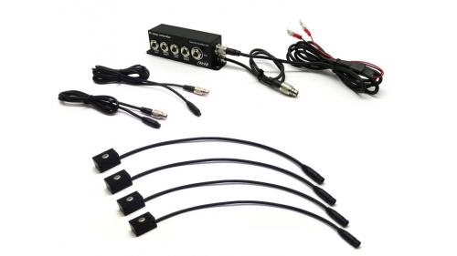 Kit sondes d'analyse de température de pneus AIM