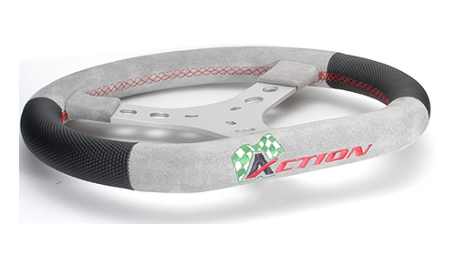 Steering wheel F1 ACTION alcantara