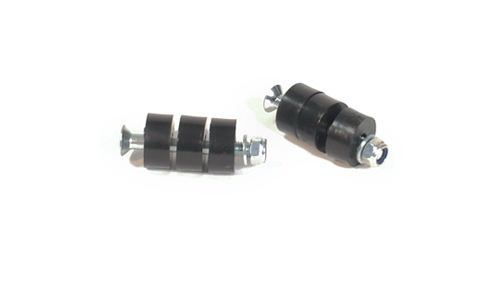 Low seat fastening screws (complement)