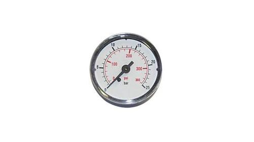 Manomètre kart grand diamètre - le cadran seul