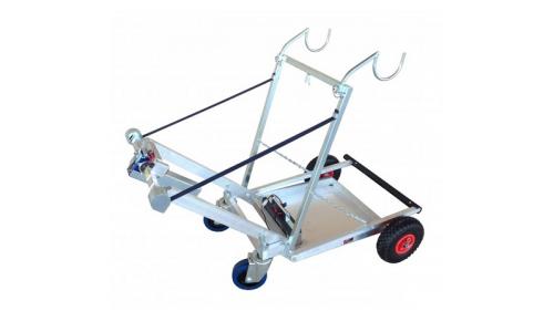 Chariot Kart DALMI éléctrique FOX ALU mod.2015
