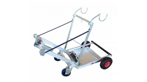 Kart DALMI electric trolley FOX ALU mod.2015