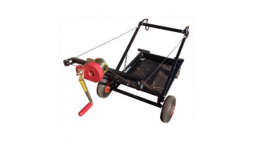 Chariot Kart DALMI semi-automatique