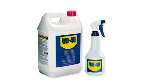 Lubrifiant WD 40 bidon 5L