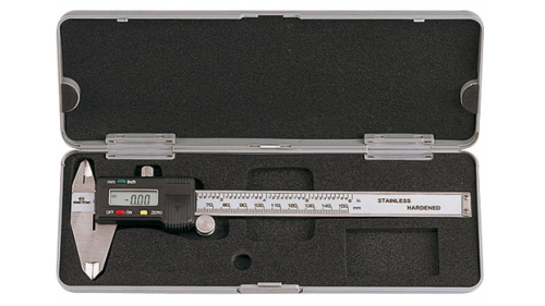40 mm digital caliper with cabinet
