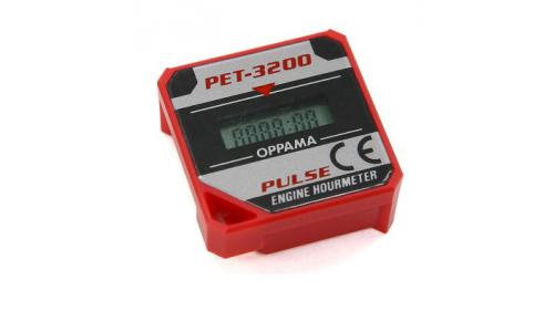 Compteur d'heure moteur OPPAMA PET3200R