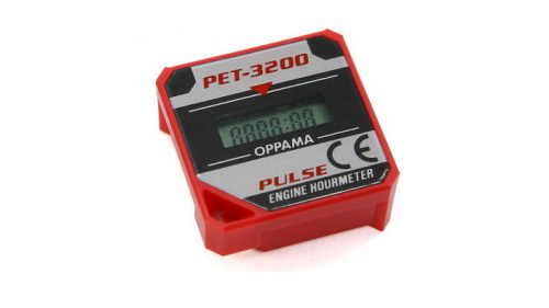 Engine time counter OPPAMA PET3200R