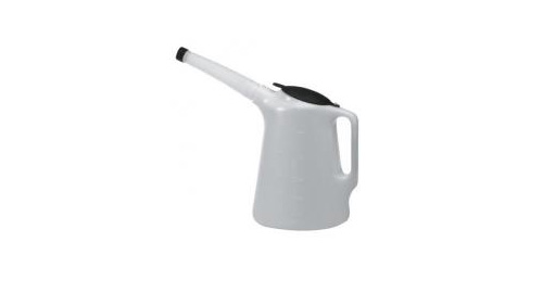 Broc gasoline 5l. With spout
