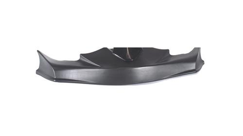 Spoiler KG BURU CIK14 noir - insert M6 - sans bride plastique
