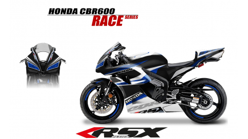 HONDA CBR600 07-12 RACE-NO