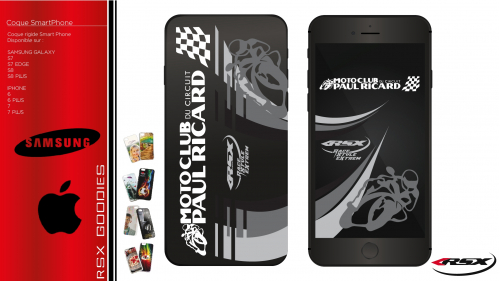 RSX MC-PAUL RICARD SmartPhone cover
