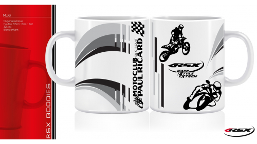 RSX MC-PAUL RICARDMUG