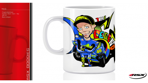 RSX MC-PAUL RICARD MUG