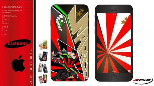 J.Zarco SmartPhone cover