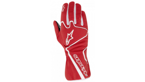 GLOVES ALPINESTARS TECH1-K RED