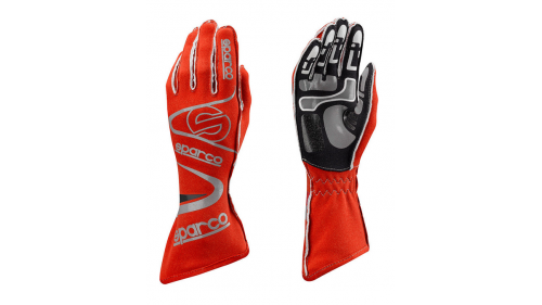 SPARCO Arrow KG-7 Pilot Gloves - Red